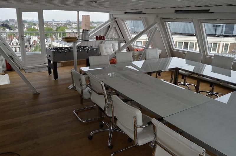 Vergaderruimte met lounge: The Loft
